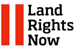 Land Rights Now logo