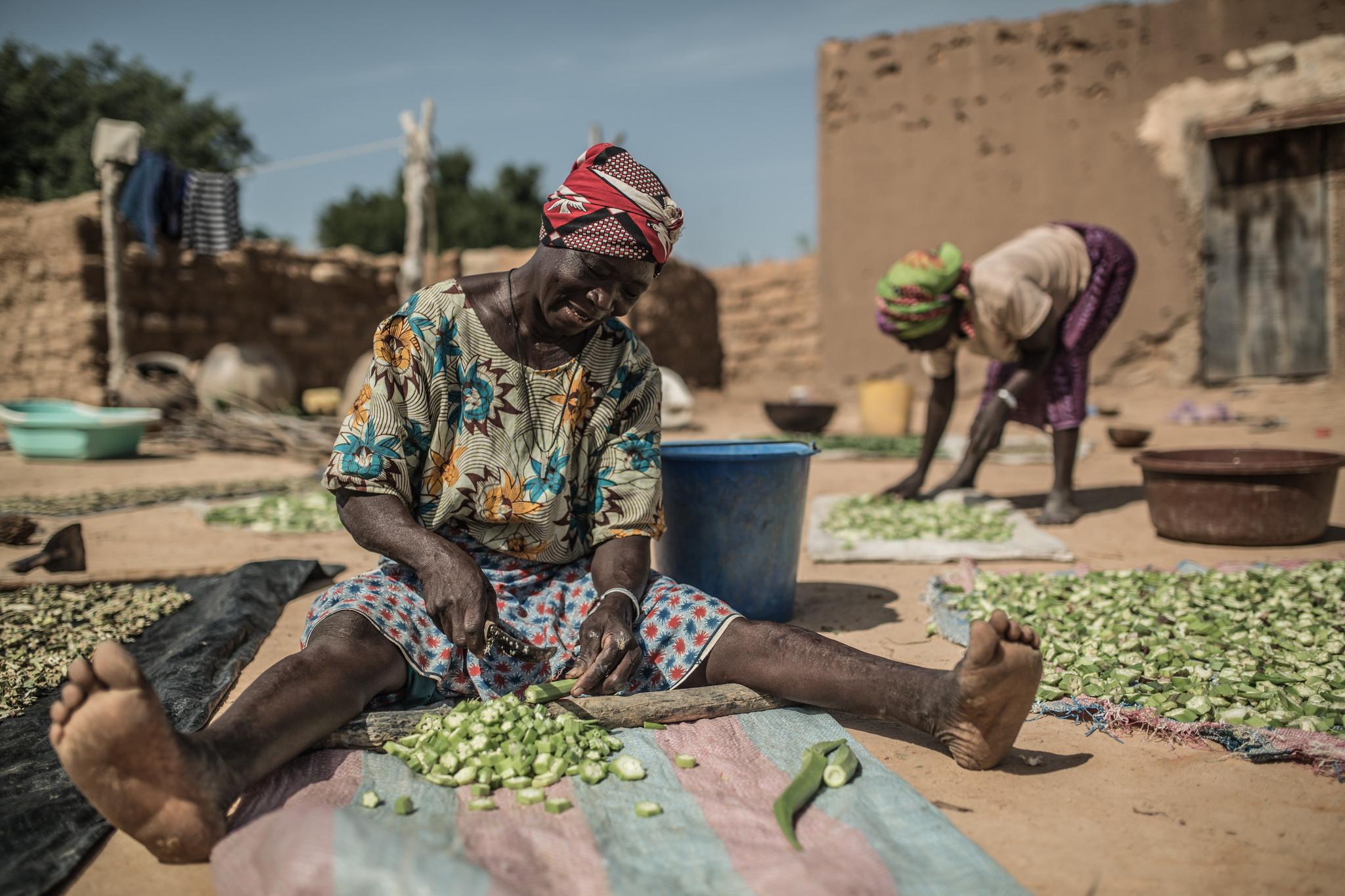 Pascaline vit à Nioko, un petit village rural de la commune de Pissila, dans la région du Centre-Nord, au Burkina Faso.