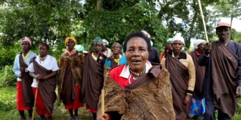 Up to 2.5 billion women and men worldwide depend on indigenous and community lands to survive.