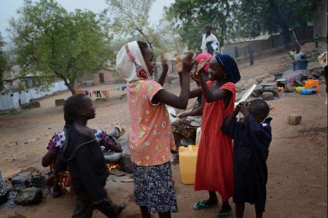 how to help internally displaced persons
