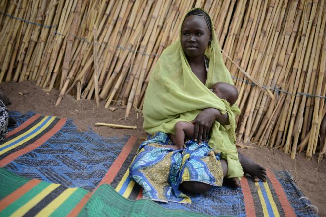 Katie (20) was captured during an attack on Gwoza. For the next eight months, she was kept locked with other women in a guarded room. Her captors shouted at her and threatened to marry her. After eight months, she managed to escape.