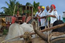 Rural women in Cuba