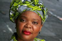 Leymah Gbowee, Oxfam Global Ambassador