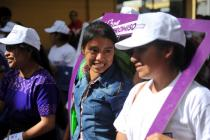 En Amérique latine et dans les Caraïbes, les violences faites aux femmes et aux filles constituent un problème grave  et persistant.
