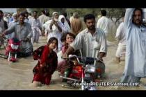 Oxfam Pakistan Floods Appeal