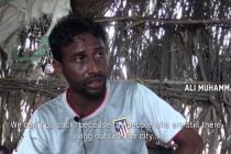 Ali Muhammad displaced in Yemen