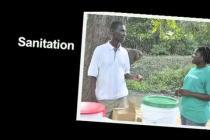 Oxfam combating cholera in Haiti