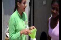 Hygiene in Haiti: Peepoo bags