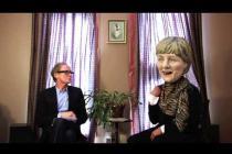 Bill Nighy interviews the Oxfam G8 Big Heads