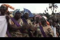 """""""Marche à mes côtés"""" : la longue marche du Congo vers la justice"""