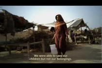 Forgotten Voices: Women in the 2011 floods in Pakistan