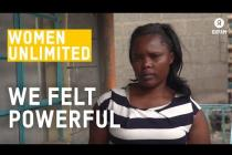 Stronger together in Kenya - #WomenUnlimited