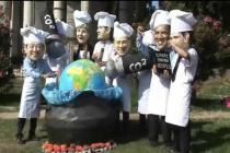 G8 leaders cooking the planet need a recipe to stop climate change