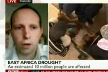 Oxfam's Alun McDonald reports on East Africa drought (BBC)