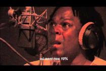 Où sont nos 10% - Séance d'enregistrement avec Baaba Maal