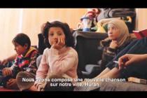 Les voix de Zaatari : Oxfam aide des réfugiés syriens à se faire entendre grâce à la musique