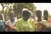 Oxfam emergency response - Southern Sudanese return home