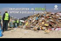 Dans le camp de Zaatari, les enfants recyclent des déchets en jouets
