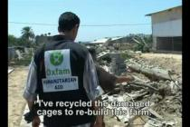 Gaza: The smell of destruction
