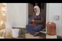 Leka'a, Syrian refugee in Za'atari camp