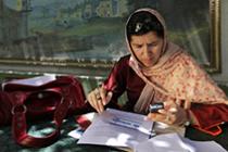 Orzala Ashraf, human rights campaigner and activist