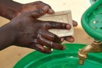 Global Handwashing Day in Niger. Credit: Oxfam