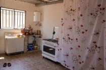 One of the rooms where the refugees are living in Lebanon. Photo: Maya Hautefeuille/ Oxfam