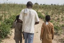 Desde el inicio del conflicto en 2009, miles de hombres y jóvenes han sido secuestrados o asesinados por Boko Haram en el noreste de Nigeria. Foto: Sam Tarling/Oxfam