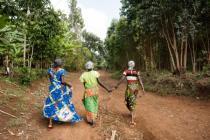 En RDC, les rôles traditionnels et les stéréotypes basés sur le genre, ainsi que le conflit armé qui sévit dans le pays depuis plus de 20 ans, rendent les femmes particulièrement vulnérables aux violences. Photo: Ramon Sanchez Orense/Oxfam