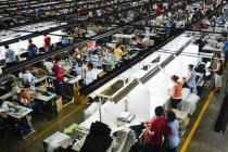 La realidad de las mujeres trabajadoras de maquila en la región centroamericana es similar. Foto: Oxfam