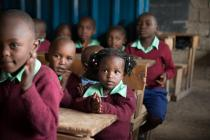 Pupils of Reuben Baptist community school,