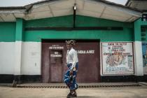 New Kru Town Hospital.Liberia