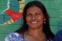 Cissy, land rights defender from Australia