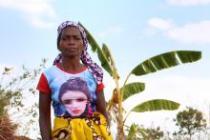 Namonaro, défenseure du droit à la terre au Mozambique