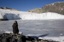 Glacier de Pastoruri, Pérou. Photo : Gilvan Barreto/Oxfam