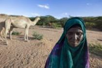 Hodan Abdi Mohammed, 45, has lost all of her six children and her husband during the drought in Somaliland. Photo: Petterik Wiggers/Oxfam
