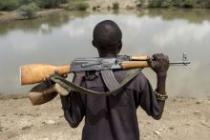The human cost of uncontrolled arms in Africa. Photo: Sven Torfinn/Oxfam