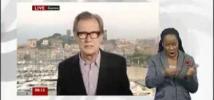Bill Nighy explains the Robin Hood Tax (BBC News)