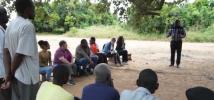Emeli Sandé en Zambie avec Oxfam dans le cadre de la campagne « À égalité ! »
