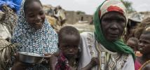 Des millions de personnes ont été contraintes de fuir leurs foyers et des millions d'autres ont besoin d'aide humanitaire en Afrique de l'Ouest. Crédit: Pablo Tosco/Oxfam