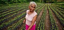 Honduras: campesinas sin acceso a tierra. Foto: Oxfam