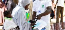 Aide aux victimes d'inondations au Niger. Credit: Valérie Batselaere/Oxfam