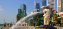 The skyline of Singapore, which Oxfam has found to be the fifth worst corporate tax haven in the world. Photo: Singapore Travel Guide.