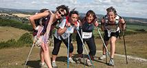 Trailwalker the team. Photo credit: Karen Robinson / Oxfam