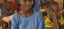 Classroom in Mali. Photo: Oxfam