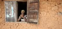 Cocoa farmers in Nigeria