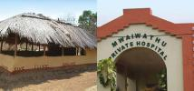 A rural clinic and a private hospital in Malawi. Photo: Oxfam in Malawi