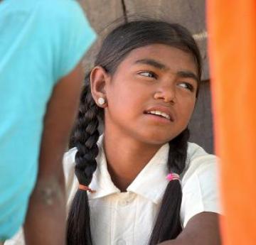 A pesar de su corta edad, Komal, de la India, ya se ha enfrentado a toda una vida de discriminación. Hoy está decidida a luchar activamente por la igualdad de género y lo hace a través del deporte.