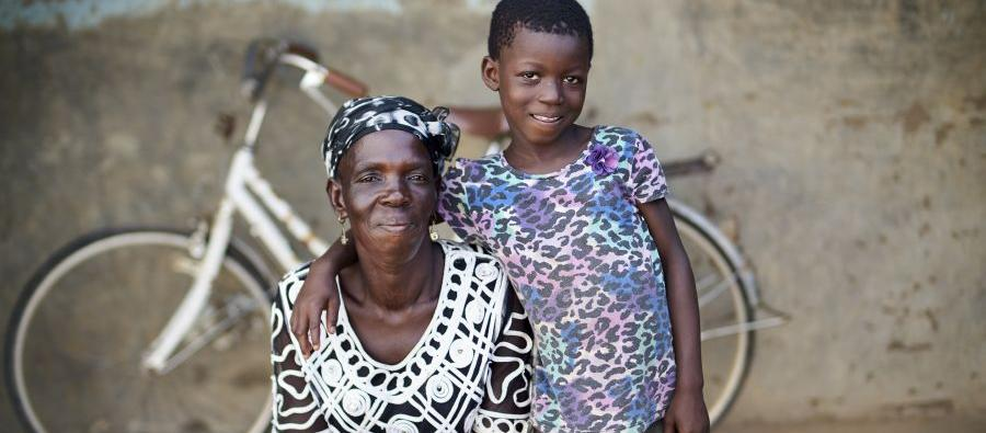Despite significant progress, large inequalities persist in Ghana. Oxfam estimates that just one of the richest men earns more in a month than one of the poorest women could earn in 1,000 years. Photo: Nana Kofi Acquah/Oxfam