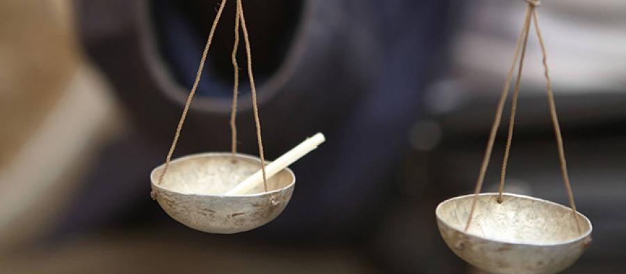 Entre 2009 y 2012, la explotación de oro representó el 26% del producto interior bruto y el 45% de las exportaciones del país: Andy Hall/Oxfam